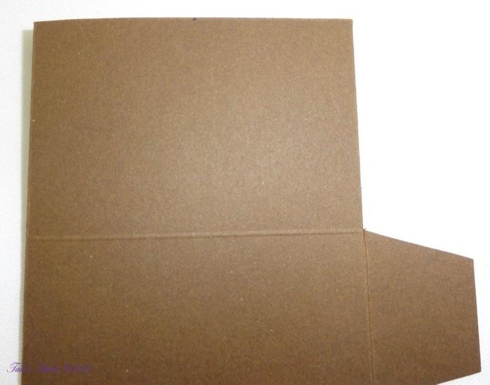 Скрапбукинг. Очень красивая коробочка (11) (700x550, 180Kb)