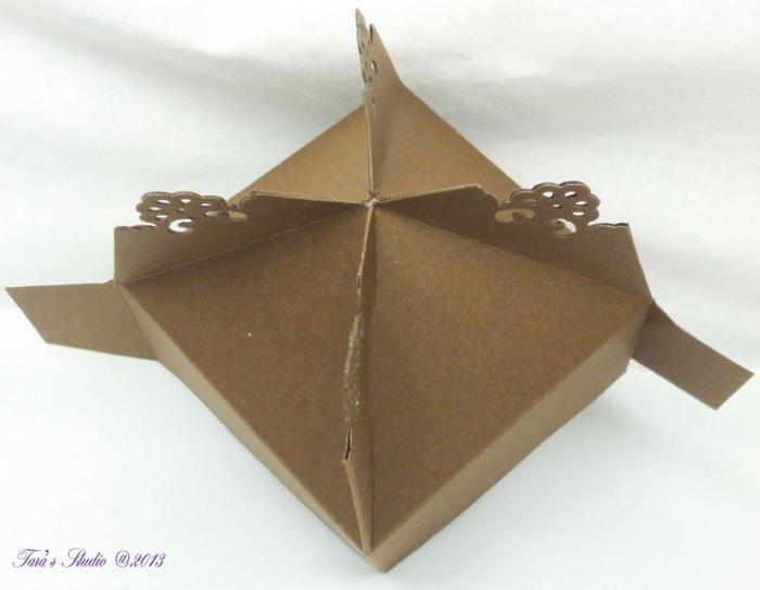 Скрапбукинг. Очень красивая коробочка (24) (700x543, 166Kb)