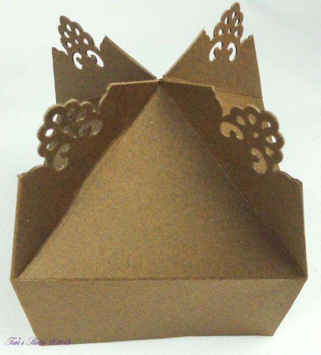 Скрапбукинг. Очень красивая коробочка (26) (632x700, 243Kb)