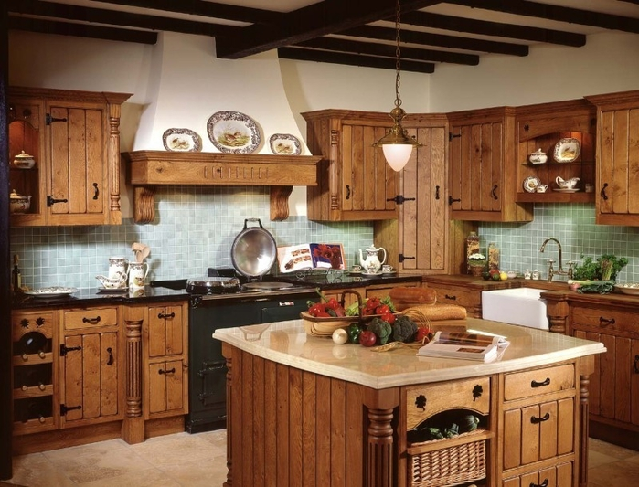 кухня в стиле кантри (8) (700x533, 288Kb)