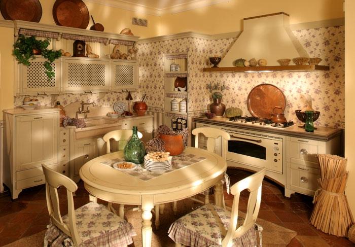 кухня в стиле кантри (14) (700x487, 246Kb)