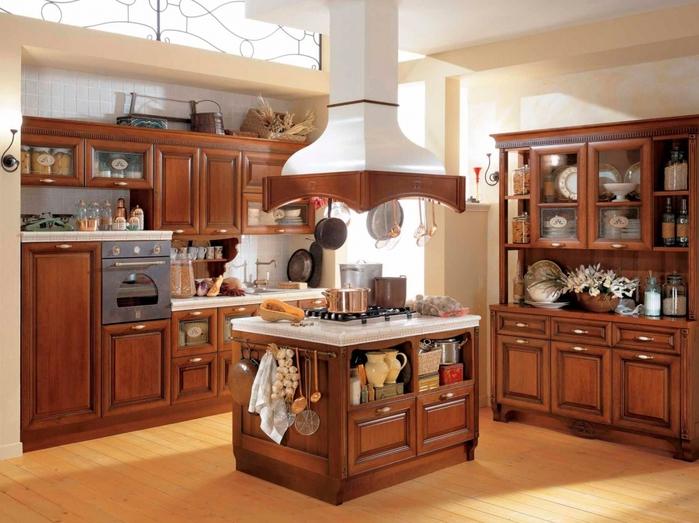 кухня в стиле кантри (16) (700x523, 268Kb)