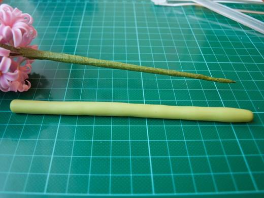 Гиацинты из холодного фарфора. Мастер-класс (76) (520x390, 198Kb)