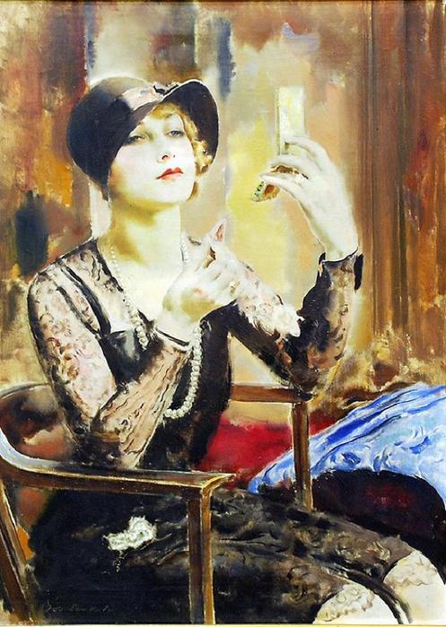 Loukota Josef (1879-1967) - чешский живописец. (497x700, 73Kb)