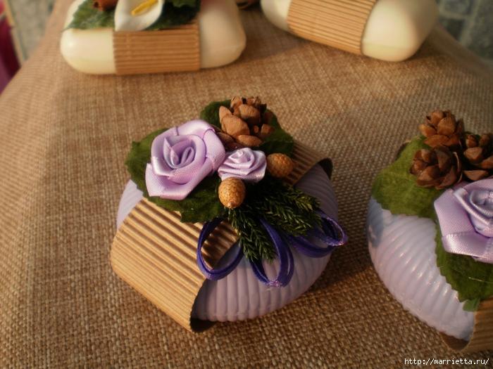 Мыльные корзиночки - ароматные подарочки. Фото и видео мастер-класс (18) (700x525, 308Kb)