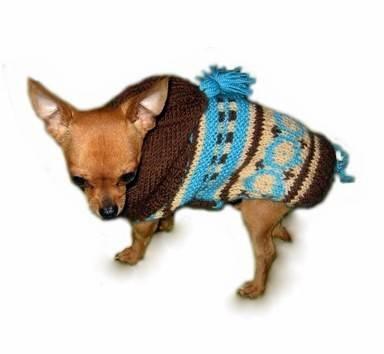 Вязанье для собачек (4) (384x354, 42Kb)