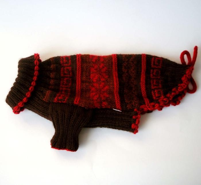 Вязанье для собачек (13) (700x644, 217Kb)