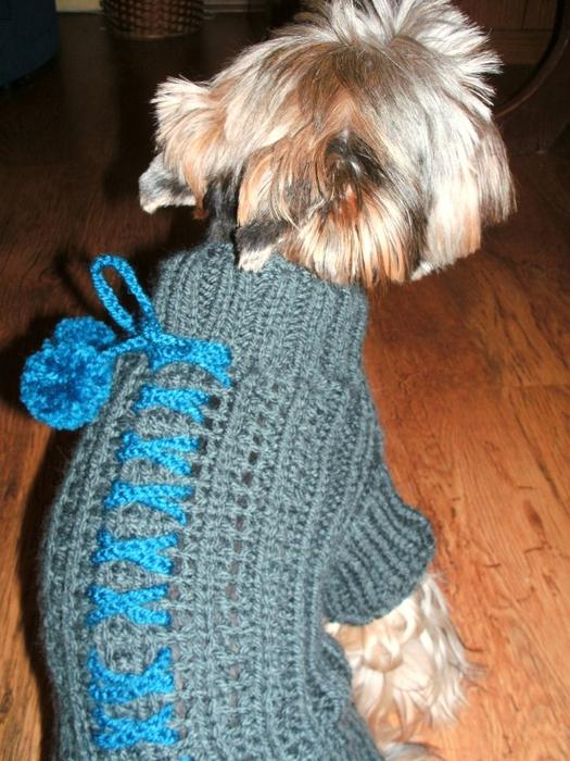 Вязанье для собачек (37) (525x700, 316Kb)