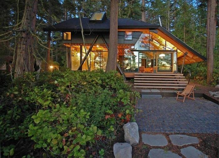 дом в лесу фото 4 (700x504, 317Kb)