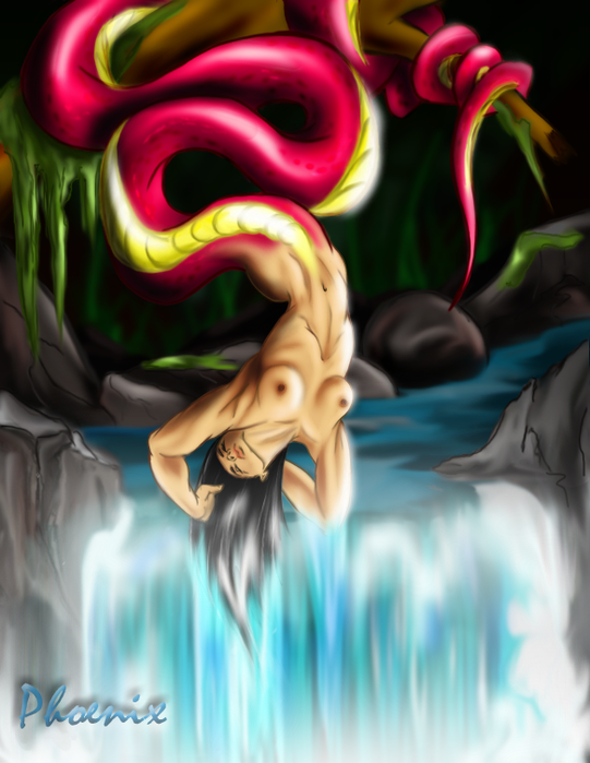 Jungle_Shower_by_Phoenix_Cry (541x700, 438Kb)