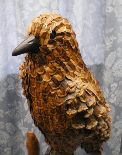 Красивые идеи для декора из природных материалов (49) (390x495, 107Kb)