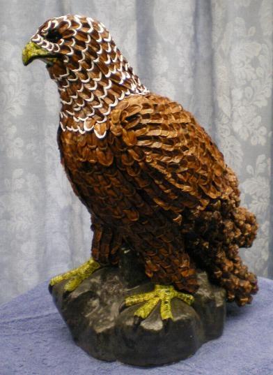 Красивые идеи для декора из природных материалов (63) (392x537, 116Kb)