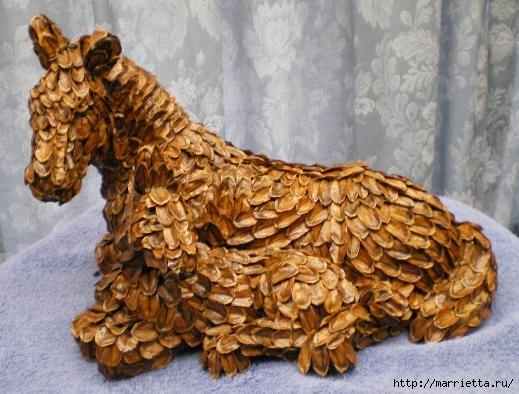 Красивые идеи для декора из природных материалов (77) (519x394, 139Kb)