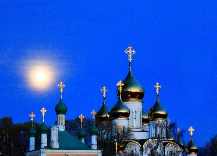Святыни земли русской! Церкви!