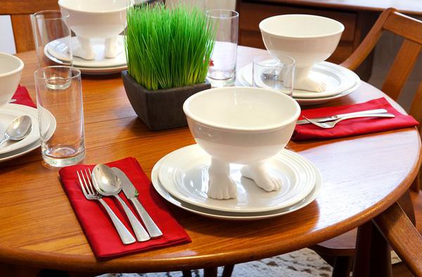 Интерьер кухни предметы
