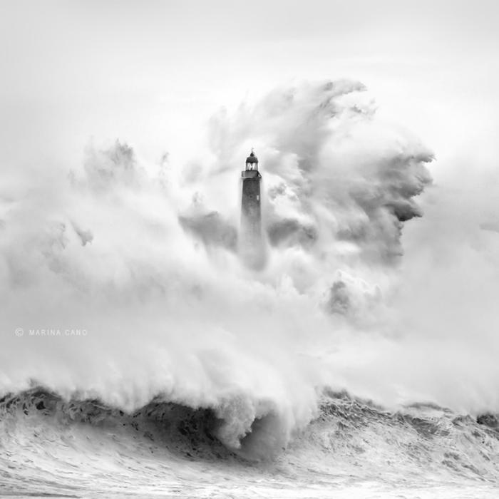 маяк в шторм фото марина кано 5 (700x700, 161Kb)