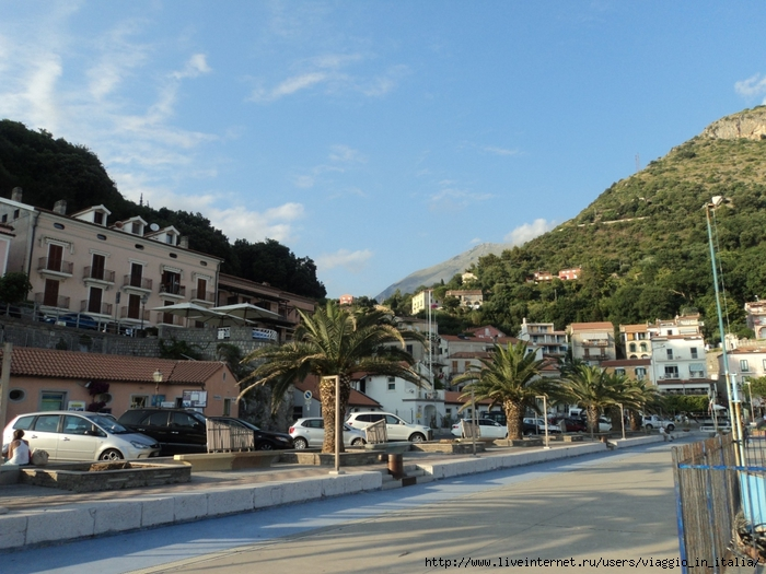 Rent houses in Maratea on the beach