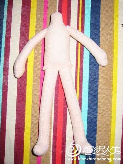 Шьем игрушки. Куколка КОШКА (3) (400x533, 140Kb)