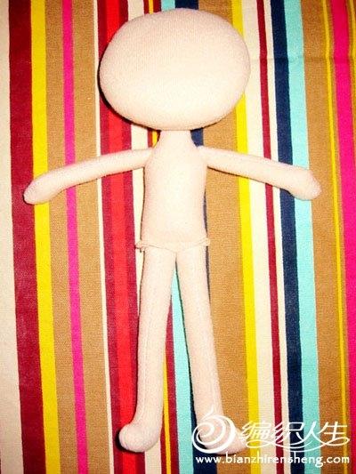 Шьем игрушки. Куколка КОШКА (5) (400x533, 141Kb)