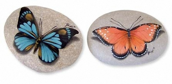 石头画qq表情分享展示