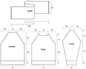 Мужской-пуловер-и-шарф-спицами1-300x242 (300x242, 21Kb)