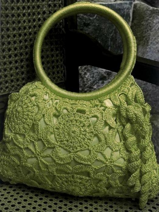 Схемы для сумок своими руками
