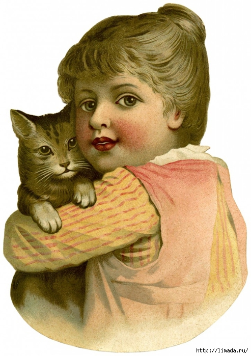 Vintage-Child-Cat-GraphicsFairy-723x1024 (493x700, 256Kb)