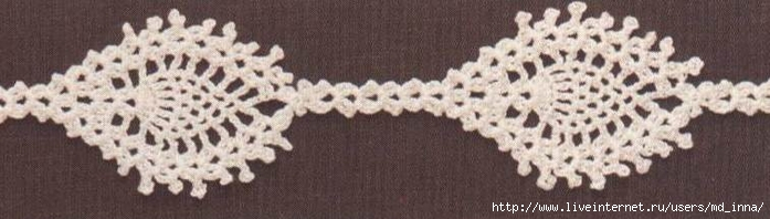 Lace Crochet Best Pattern 118 (26) (700x198, 115Kb)