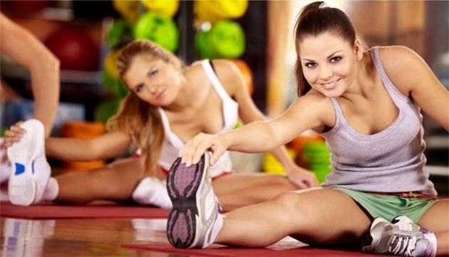 фитнес программа для похудения для девушек