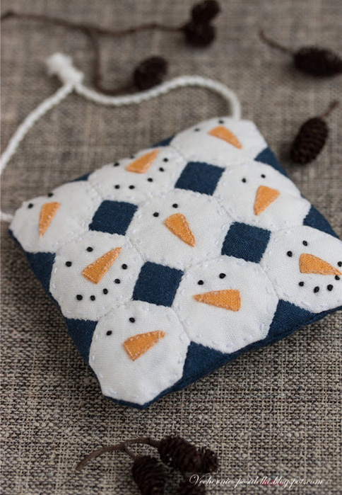 quilt snowmen13 (484x700, 138Kb)