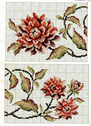 Схемы вышивки для подушки и скатерти (5) (369x512, 227Kb)