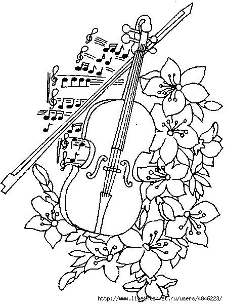 Geige (445x600, 190Kb)