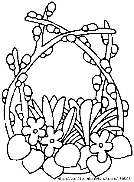 Weidenkatzchengesteck (443x600, 163Kb)