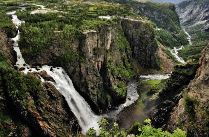 природа норвегии фото 4 (700x459, 228Kb)