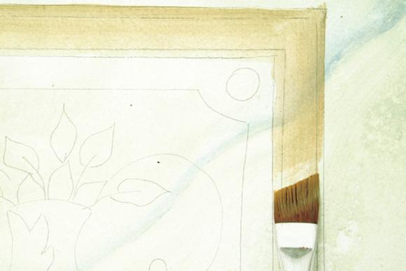 Роспись консоли для бижутерии в стиле сверхнатурализма (6) (580x387, 420Kb)