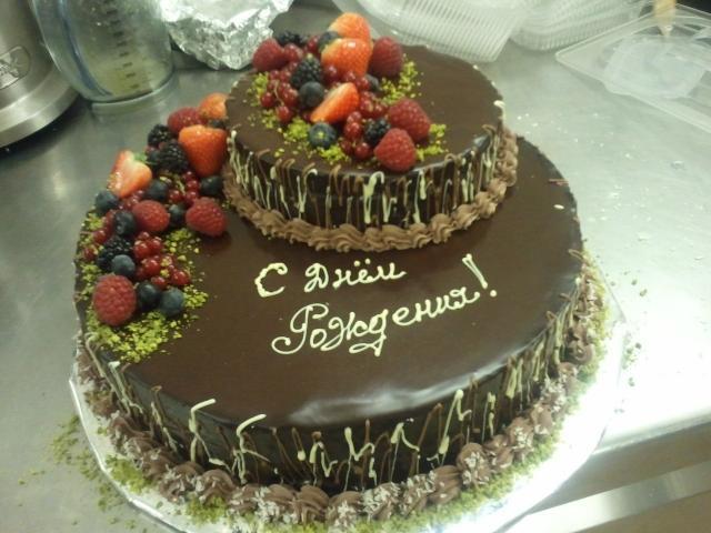Торт своими руками на день рождения мужа рецепты