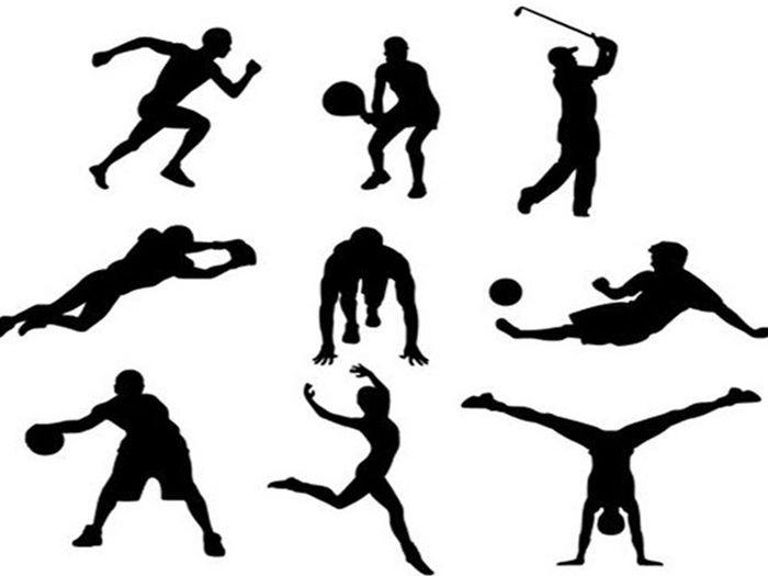 Займись спортом!