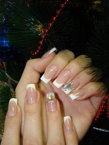 Дизайн ногтей френч фото новинки 2014