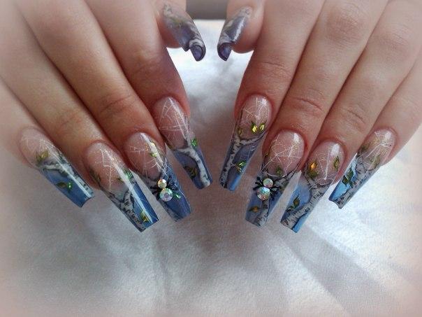 Дизайн ногтей фото 2014 дизайн френча 2014