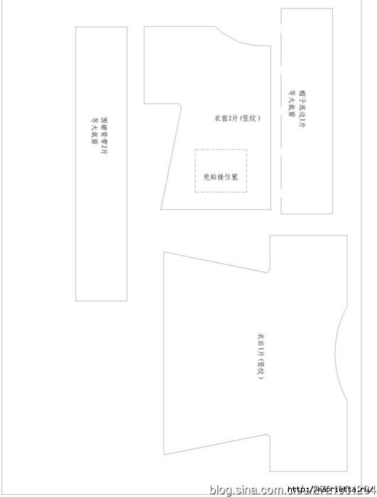 Лошадки тильды. выкройка (7) (531x700, 39Kb)
