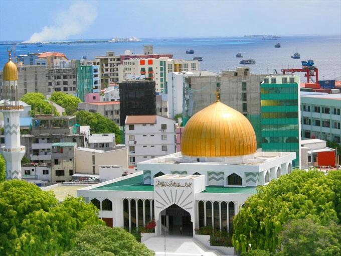 столица мальдив город мале 3 (680x510, 232Kb)