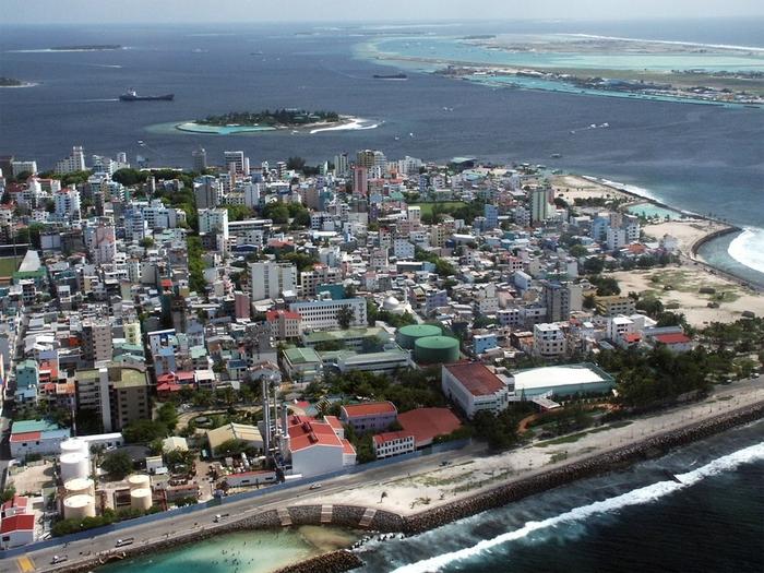 столица мальдив город мале 7 (700x525, 338Kb)