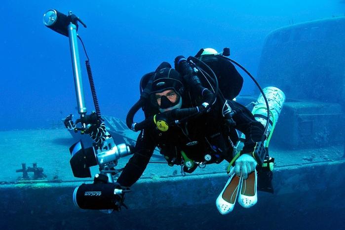 подводная фотосессия 8 (700x466, 250Kb)