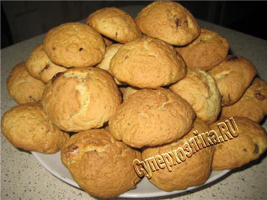 Рецепты творожных печеньев в домашних условиях