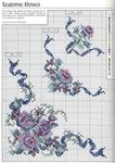 Превью Примеры красивой винтажной вышивки. Журнал со схемами (48) (495x699, 327Kb)