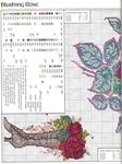 Превью Примеры красивой винтажной вышивки. Журнал со схемами (60) (523x699, 319Kb)
