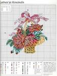 Превью Примеры красивой винтажной вышивки. Журнал со схемами (64) (528x700, 346Kb)