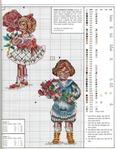 Превью Примеры красивой винтажной вышивки. Журнал со схемами (70) (549x699, 336Kb)