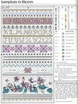Превью Примеры красивой винтажной вышивки. Журнал со схемами (74) (529x699, 379Kb)