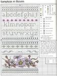 Превью Примеры красивой винтажной вышивки. Журнал со схемами (76) (528x700, 354Kb)